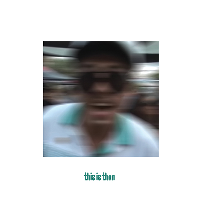 Seth Troxler - This Is Then - Finally Physical EP cover