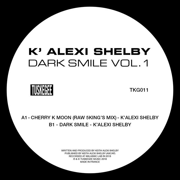 K'Alexi Shelby - Dark Smiles Vol 1 EP cover