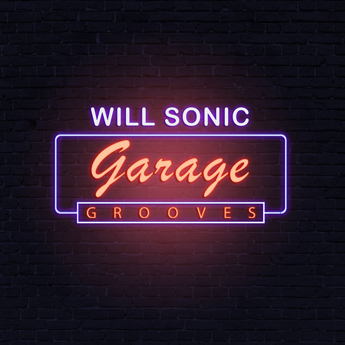 Will Sonic – Garage Grooves cover