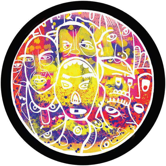 Dennis Cruz - Freaks cover