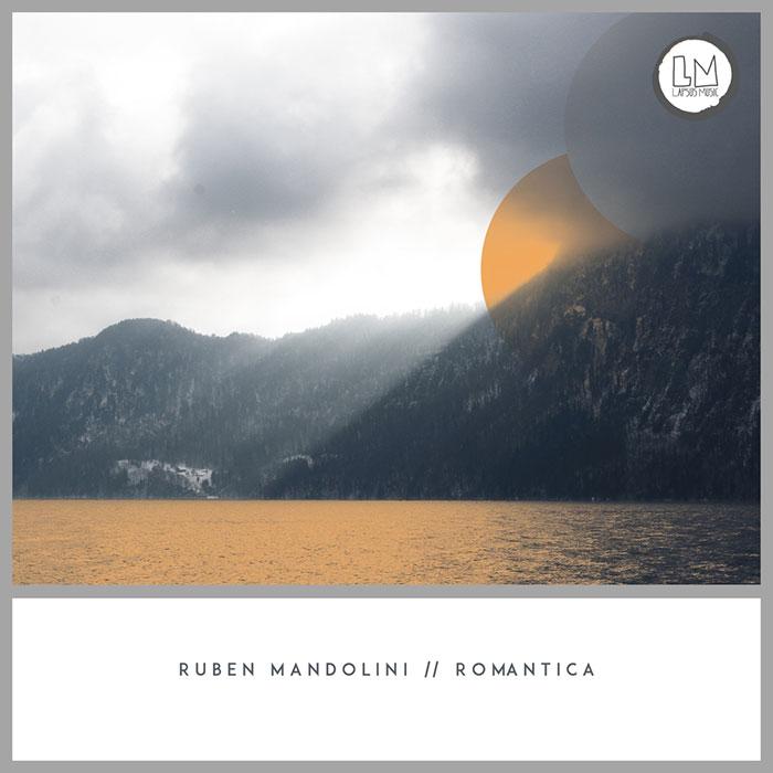 Ruben Mandolini - Romantica cover