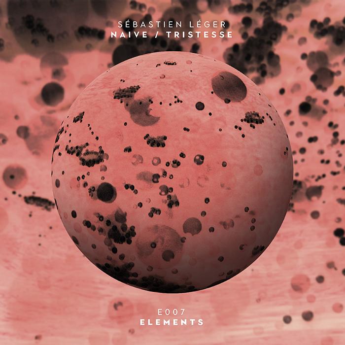 Sébastien Léger - Naïve EP cover