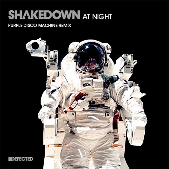 Shakedown - At Night (Purple Disco Machine Remix) cover