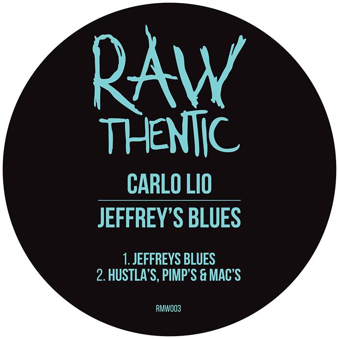 Carlo Lio - Jeffrey's Blues cover