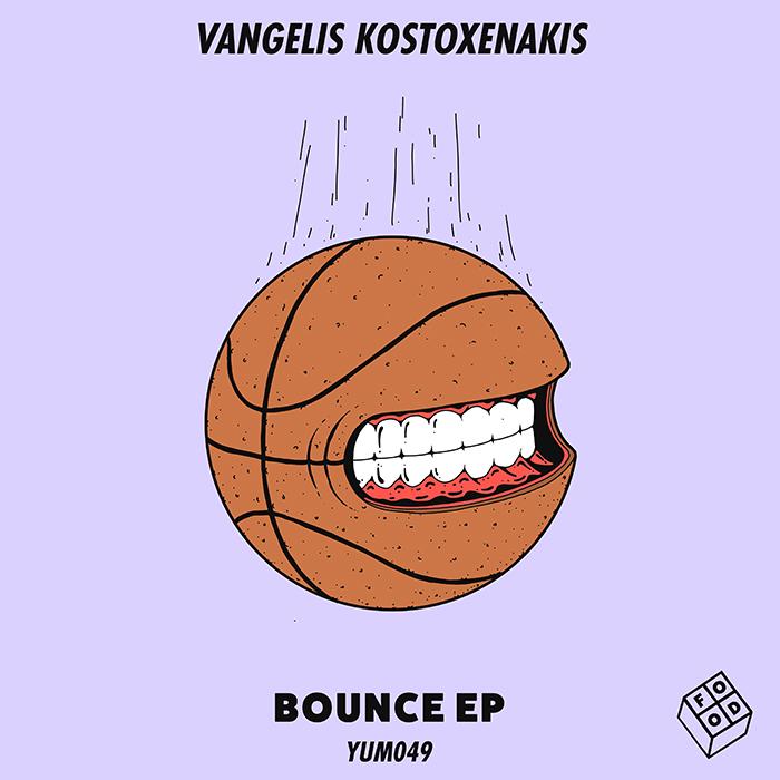 Vangelis Kostoxenakis - Bounce EP cover