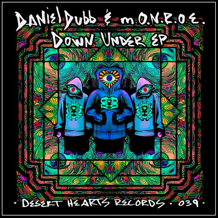 Daniel Dubb & m.O.N.R.O.E. - Down Under cover