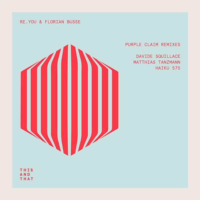 Re.You & Florian Busse - Purple Claim Remixes cover