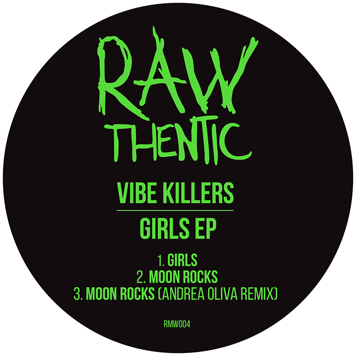 Vibe Killers - Girls EP cover