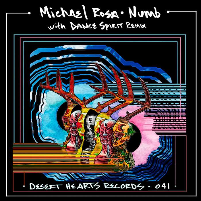 Michael Rosa - Numb (Incl. Dance Spirit Remix) cover