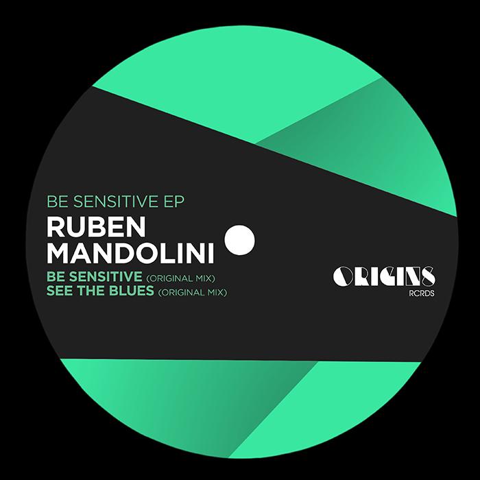 Ruben Mandolini - Be Sensitive EP cover