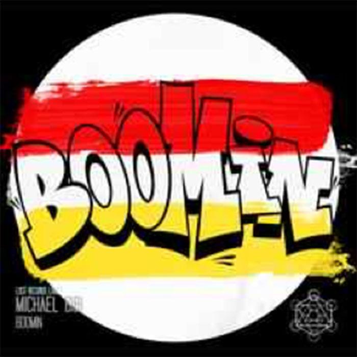 Michael Bibi - Boomin cover
