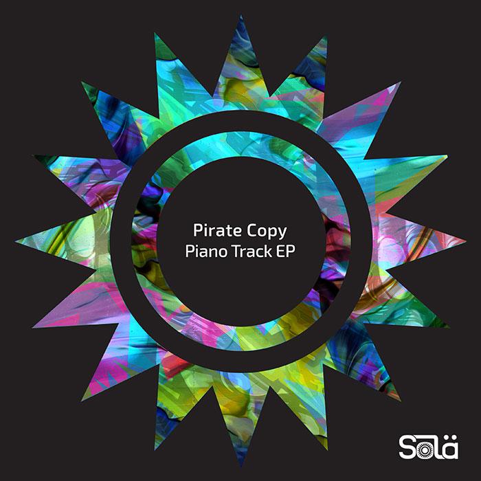 Pirate Copy - Piano Track EP cover