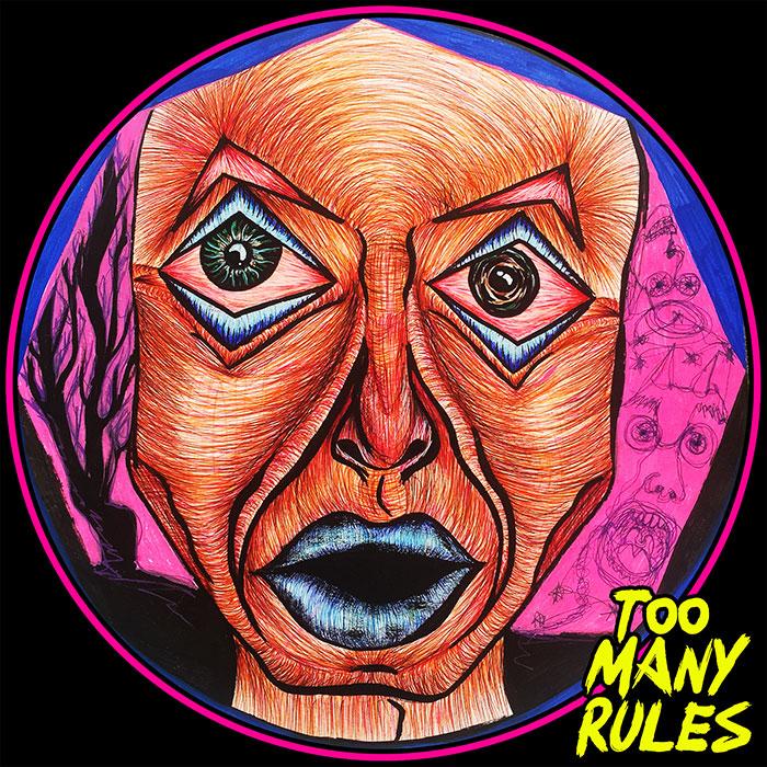 Javi Bora - Raw (incl. Huxley & Davina Moss Remixes) cover