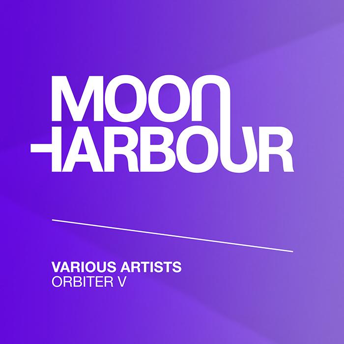 Moon Harbour - Orbiter V cover