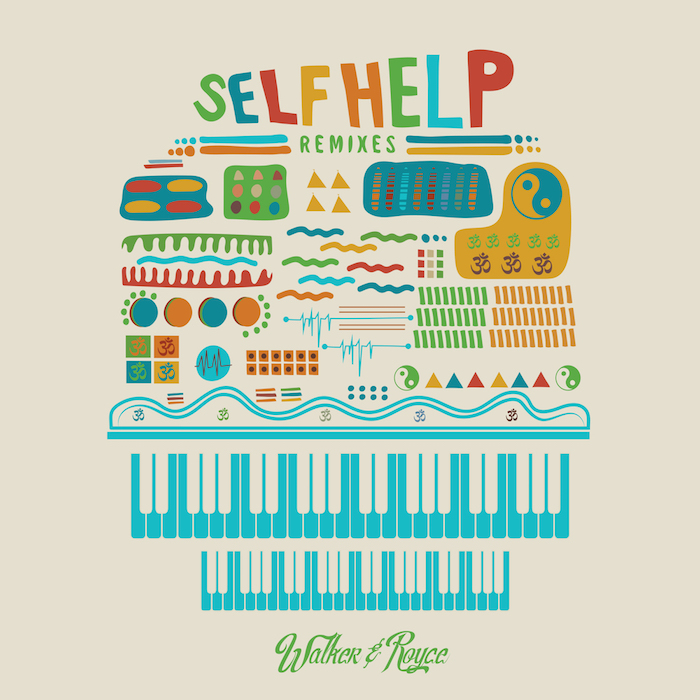 Walker & Royce - Self Help Remixes cover