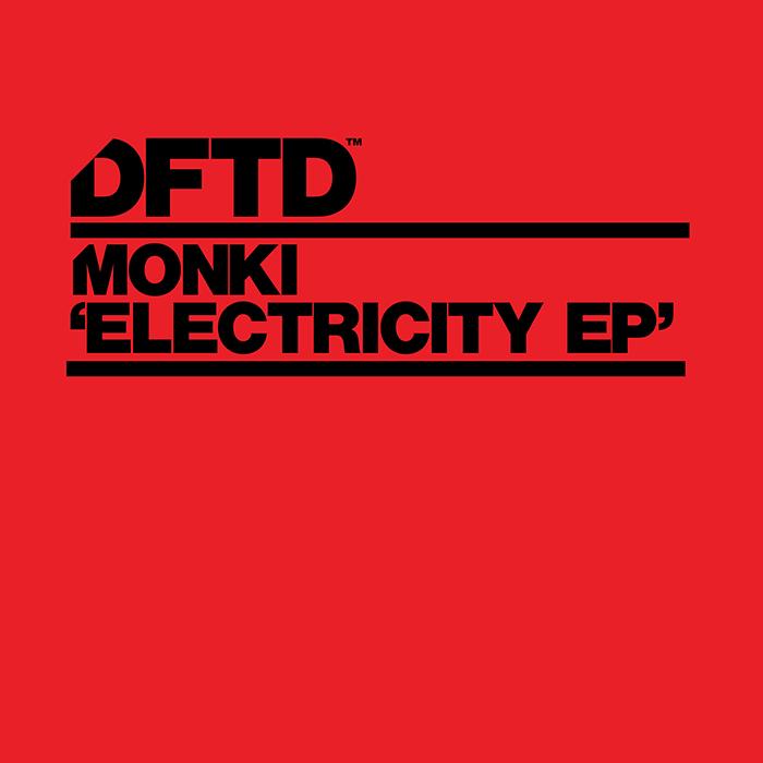 Monki - Electricity EP cover