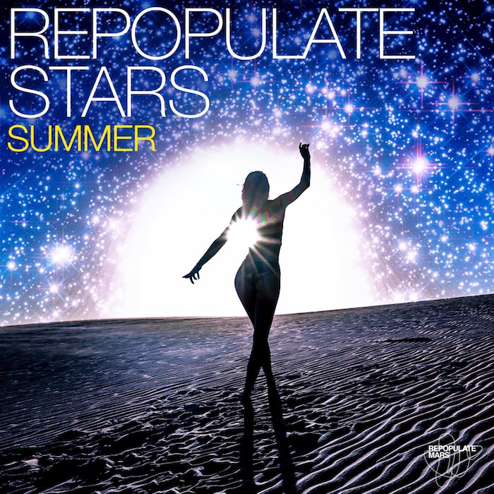 Repopulate Stars Summer cover