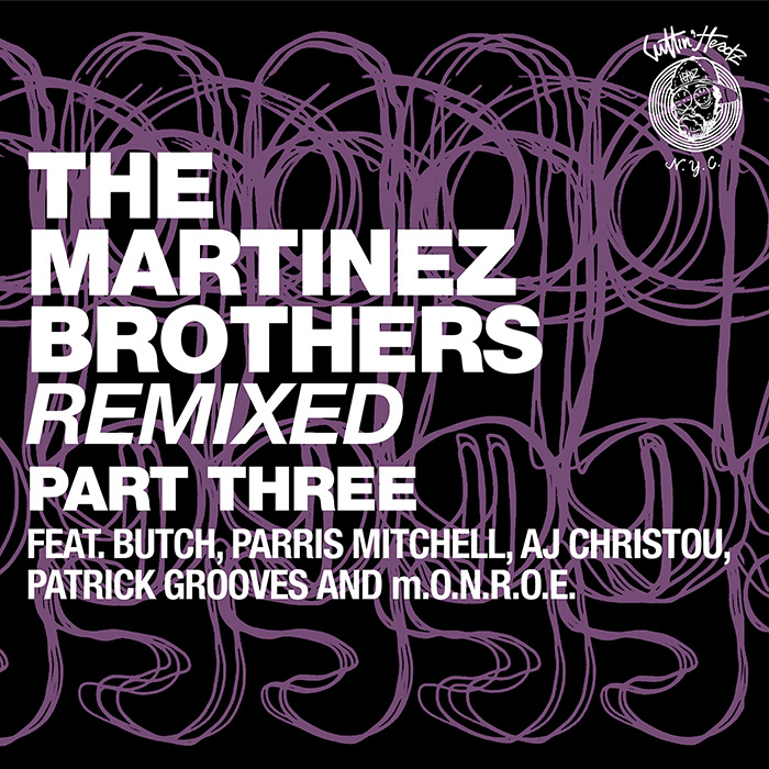 The Martinez Brothers - Remixed Part Three EP cover