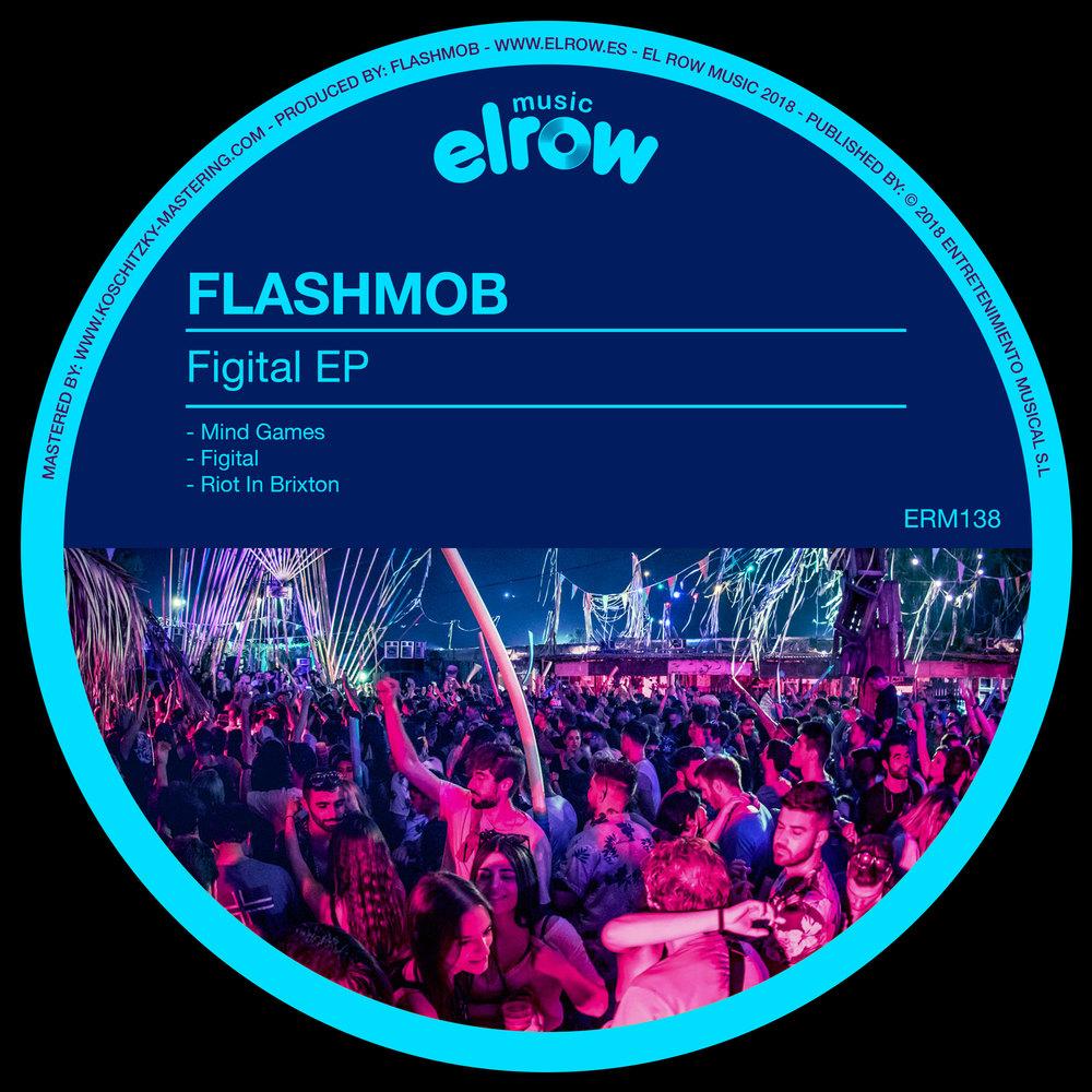 Flashmob - Figital EP cover