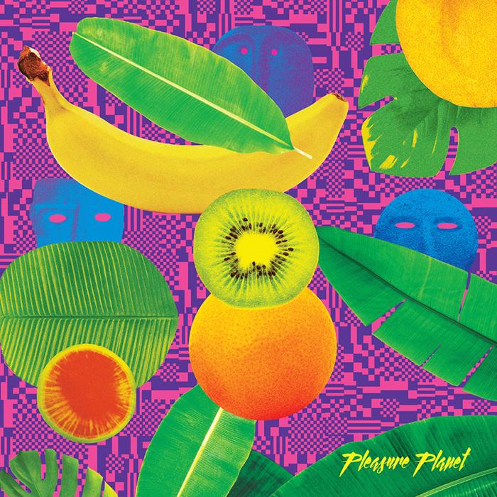 Pleasure Planet - Pleasure Planet cover