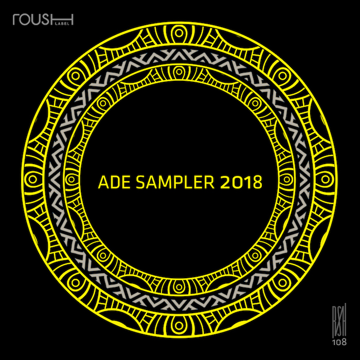 Roush ADE Sampler 2018 cover