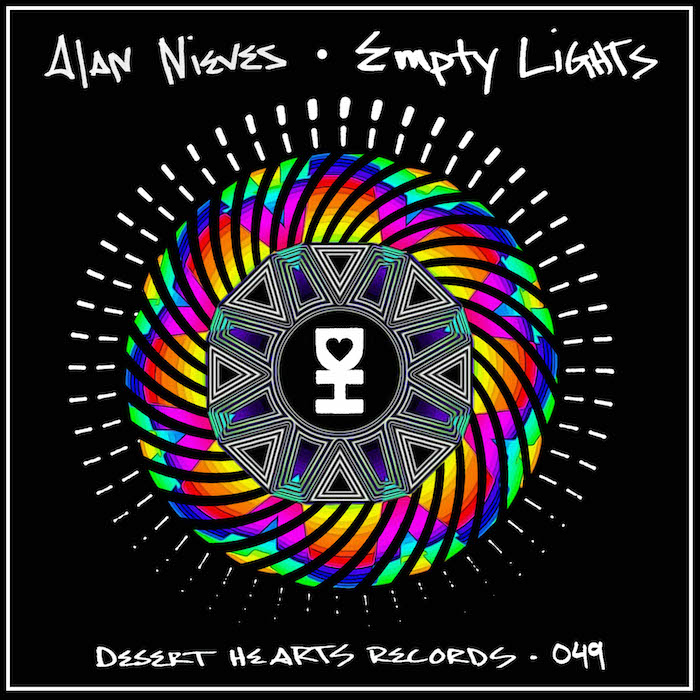 Alan Nieves - Empty Lights EP cover