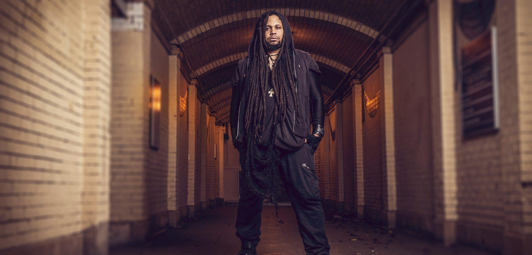 Jamal Moss - R-Spirits Will Not Be Broken EP hero