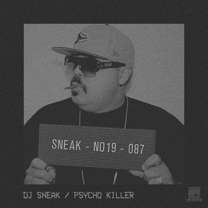DJ Sneak - Psycho Killer cover