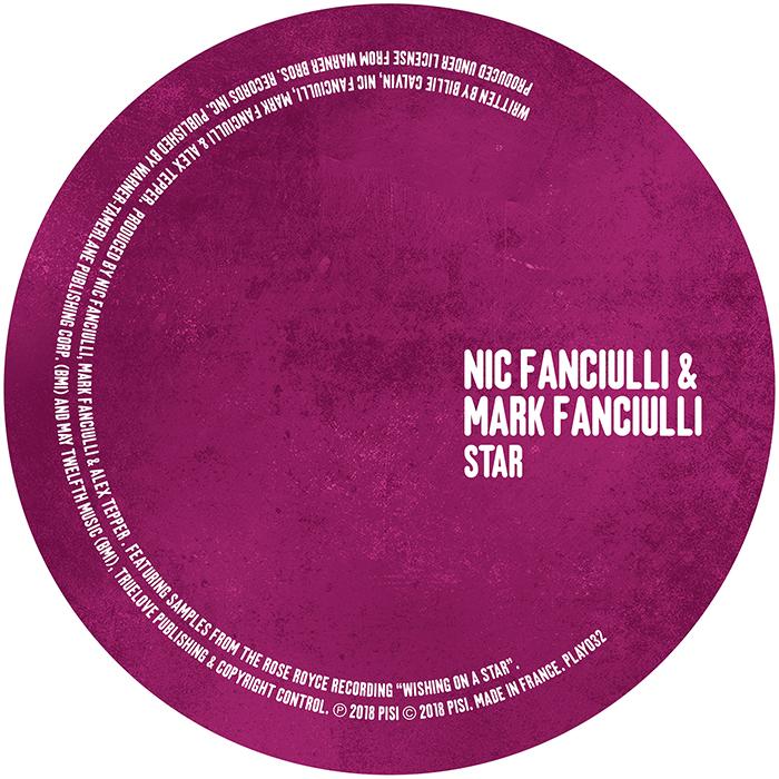 Nic Fanciulli & Mark Fanciulli - Star cover