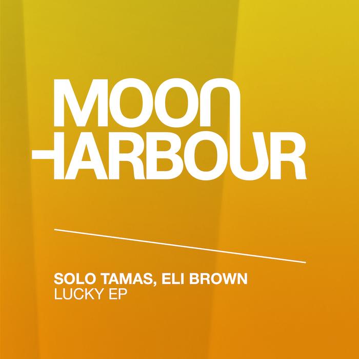 Solo Tamas, Eli Brown - Lucky EP cover