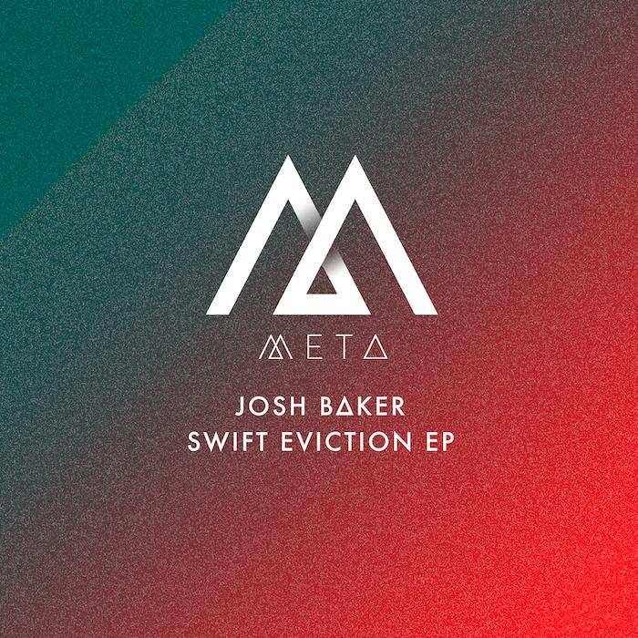 Josh Baker - Swift Eviction EP cover
