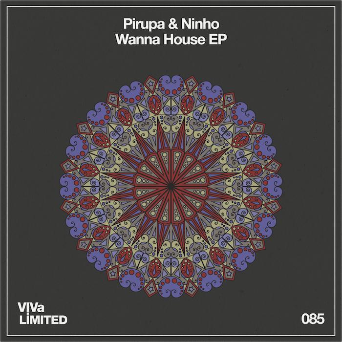 Pirupa & Ninho – Wanna House EP cover