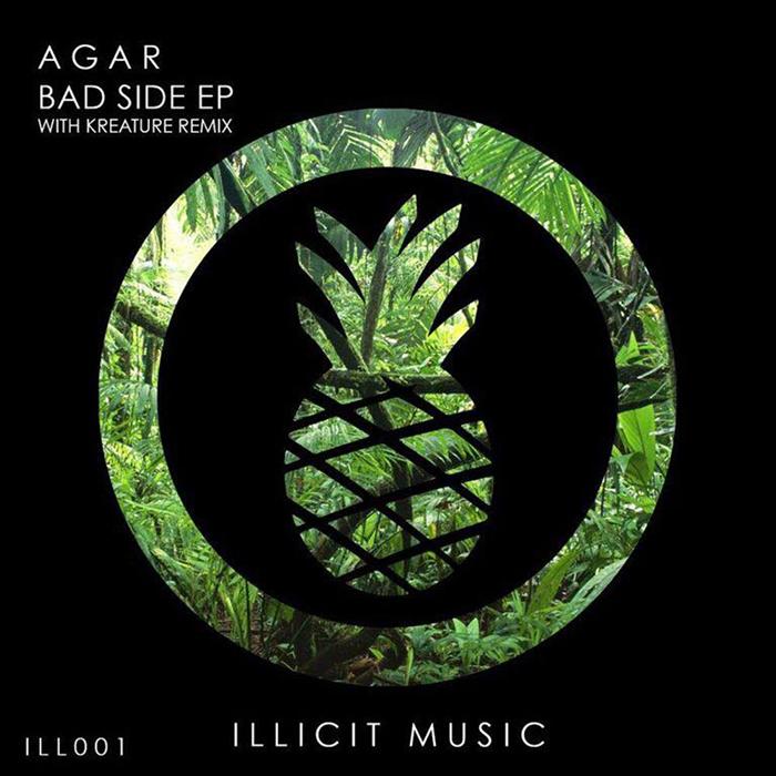 Agar - Bad Side EP cover