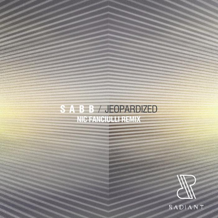 Sabb - Jeopardized (Nic Fanciulli Remix) cover