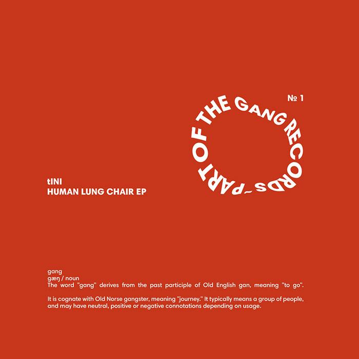 tINI - Human Lung Chair EP cover