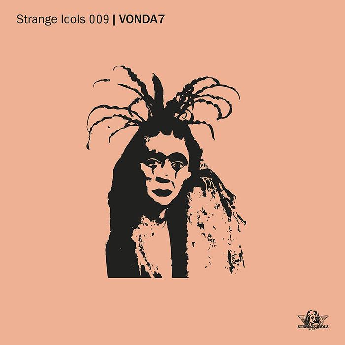 VONDA7 - Stay Organic EP cover