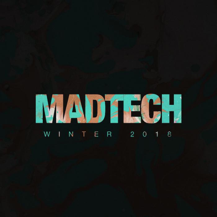 MadTech Winter Sampler 2018 cover