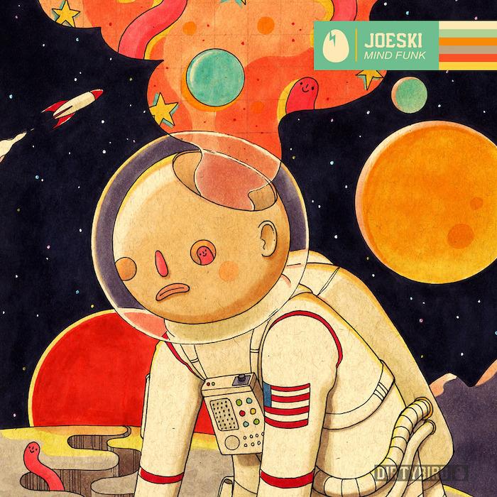 Joeski - Mind Funk cover