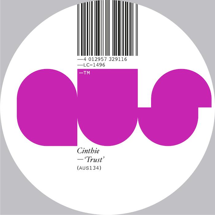Cinthie - Trust EP cover