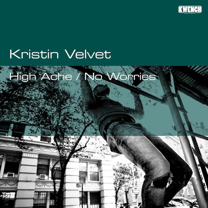 Kristin Velvet - High Ache / No Worries EP cover