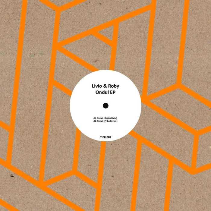 Livio & Roby - Ondul EP cover