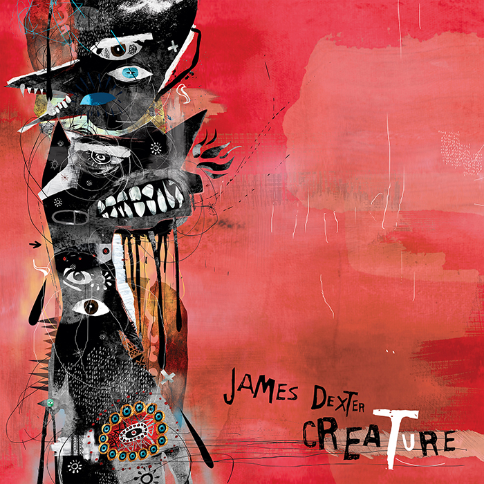 James Dexter - Creature EP cover