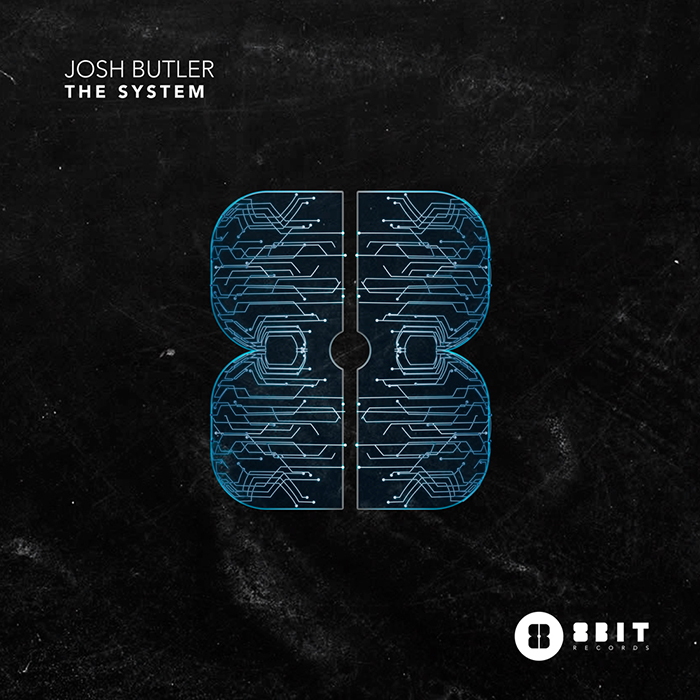 Josh Butler - The System EP cover