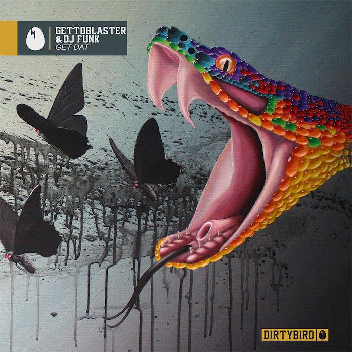 Gettoblaster & DJ Funk - Get Dat cover
