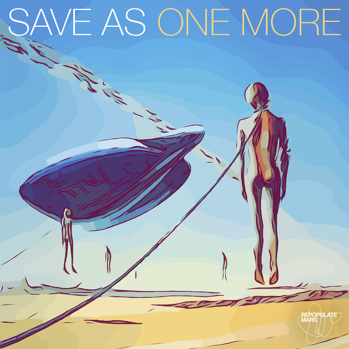 Save As - One More EP cover