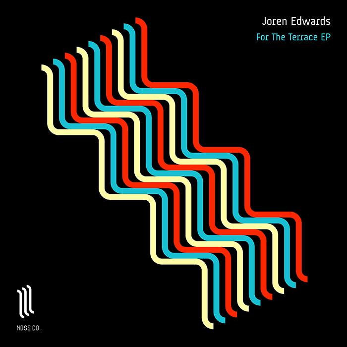 Joren Edwards - For The Terrace EP cover