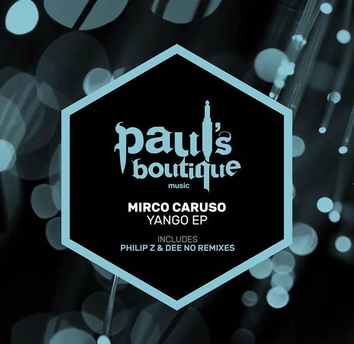 Mirco Caruso – Yango EP cover