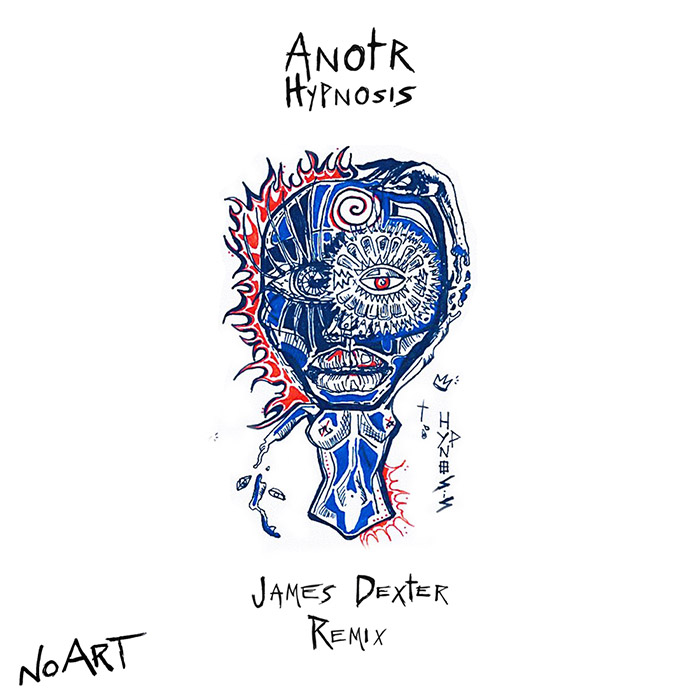 ANOTR - Hypnosis EP cover
