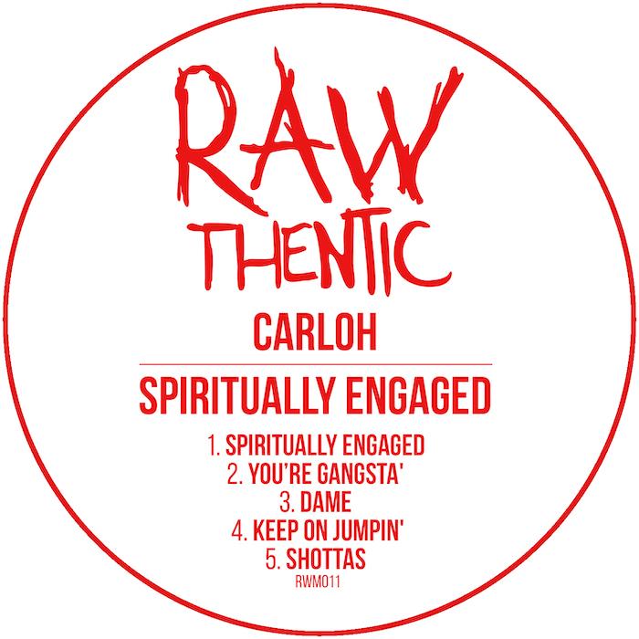Carloh - Spiritually Engaged EP cover
