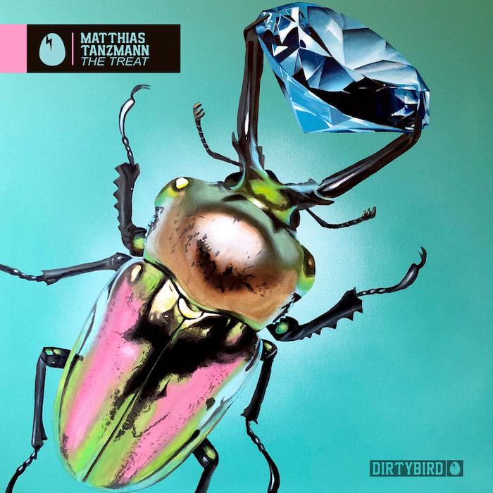 Matthias Tanzmann - The Treat cover